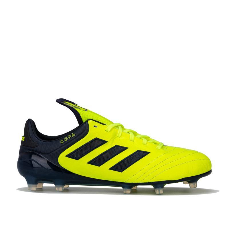 Adidas Mens Copa 17.1 FG Football Boots yellow black