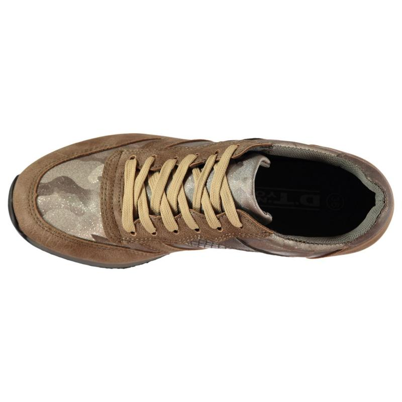 Topway Sport Trainers Ladies Taupe