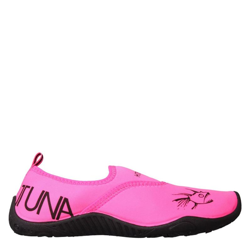 Boty Hot Tuna Ladies Aqua Water Shoes Pink/Black