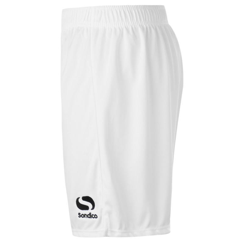 Sondico Core Football Shorts Mens White