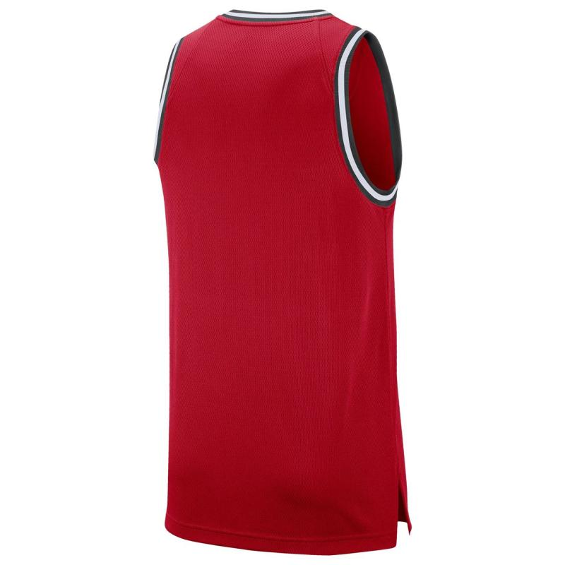 Tílko Nike Bulls Nike Dri-FIT Men's NBA Tank UNIVERSITY RED
