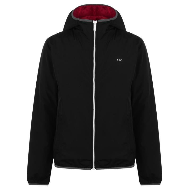 Calvin Klein Golf Golf Jacket Mens Black