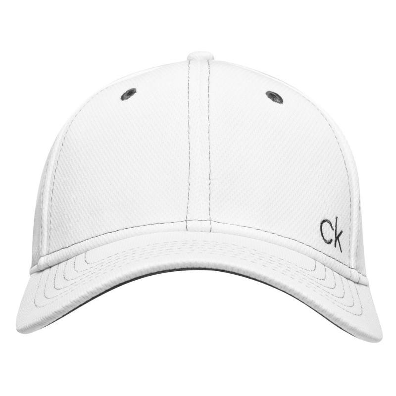Calvin Klein Golf Performance Cap White
