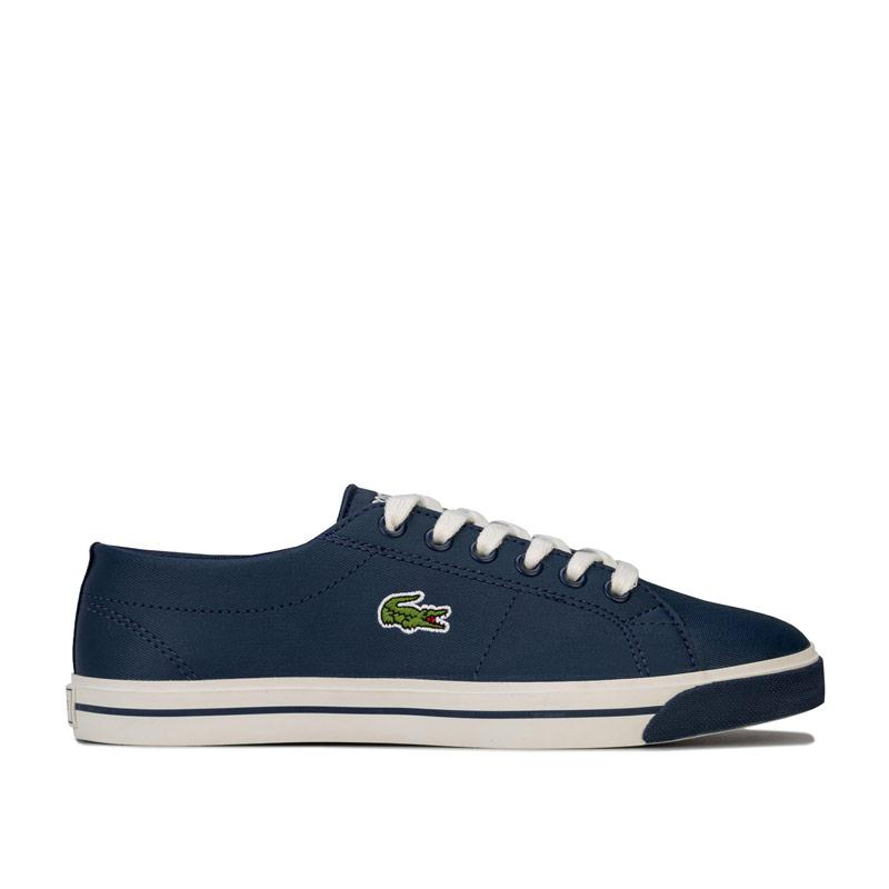 Boty Lacoste Junior Boys Riberac 119 Trainers Navy