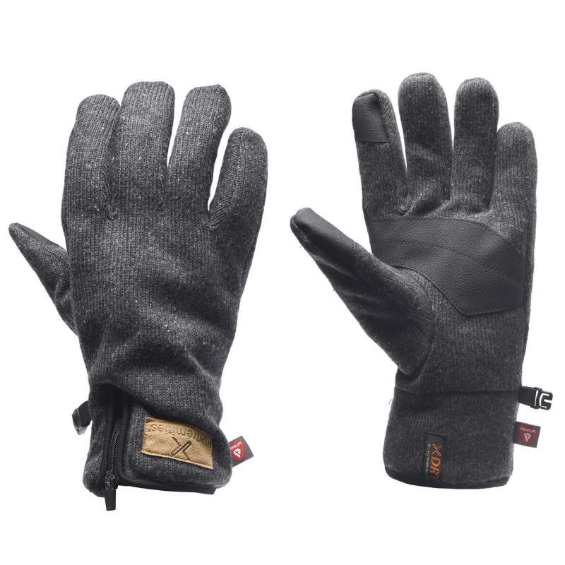 Extremities Furnace Pro Gloves Adults Charcoal Marl