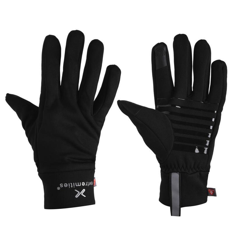 Extremities Sticky Prima Gloves Black