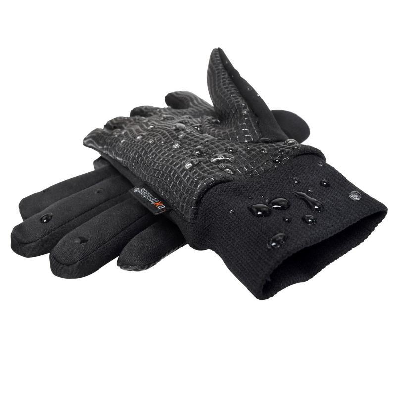 Extremities Sticky Waterproof Power Liner Gloves Black