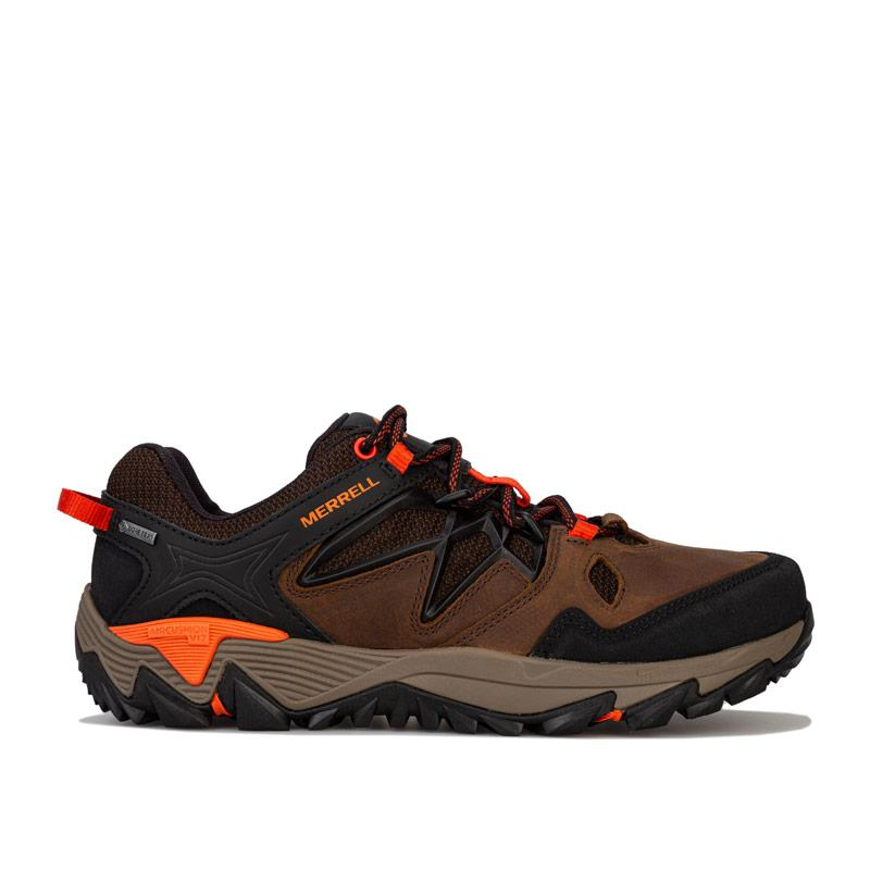Merrell Mens All Out Blaze 2 GTX Trainers Brown