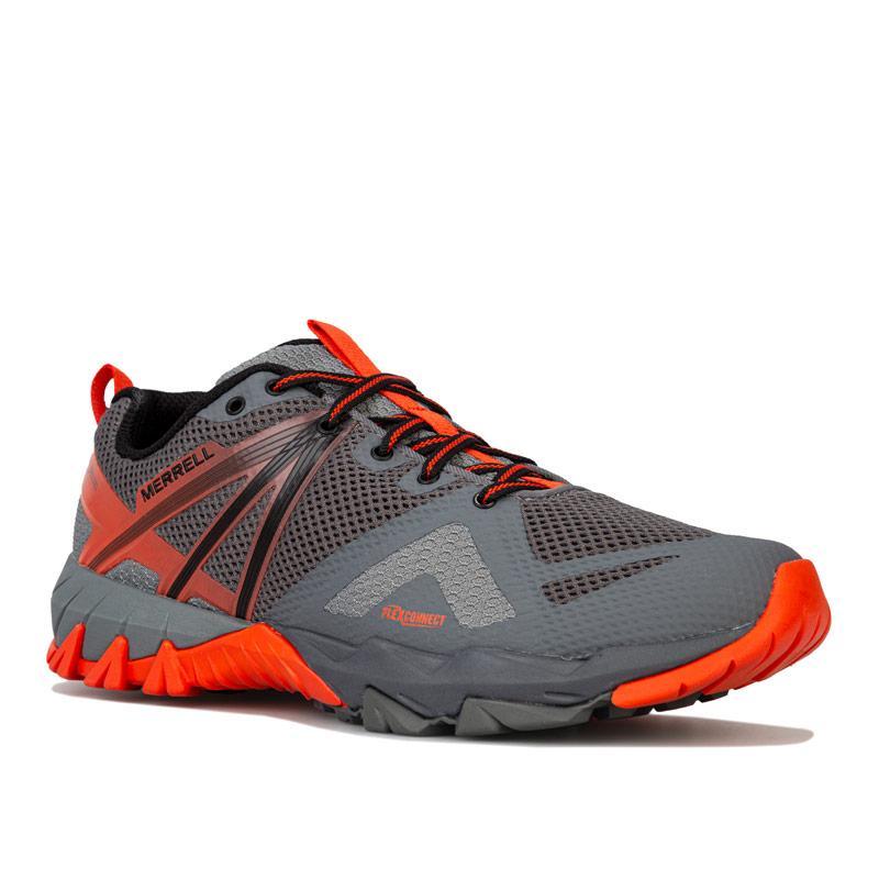 Merrell Mens MQM Flex GTX Trainers Grey