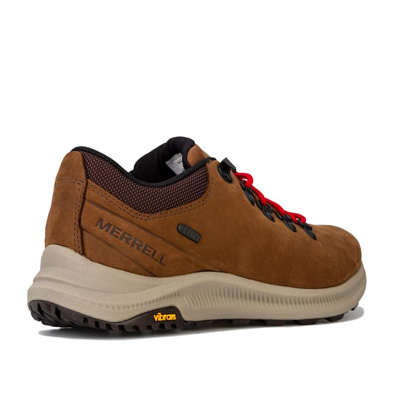 Merrell Mens Ontario Trainers Brown