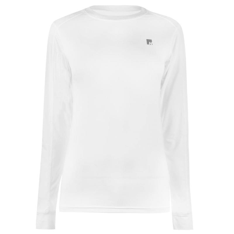 Nevica Meribel Top Ladies White