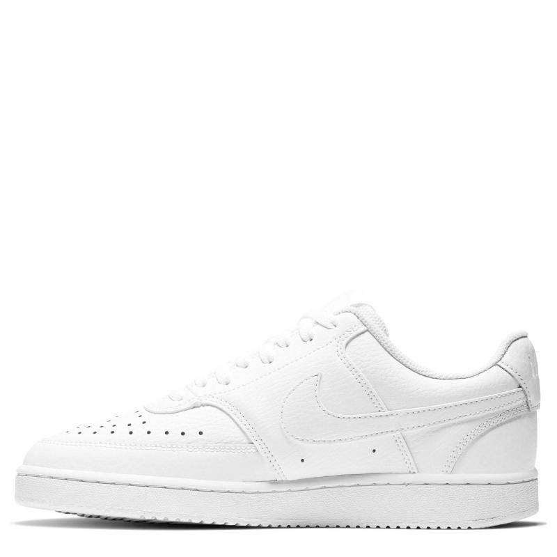Nike Vision Low Women's Shoe WHITE/WHITE-WHITE