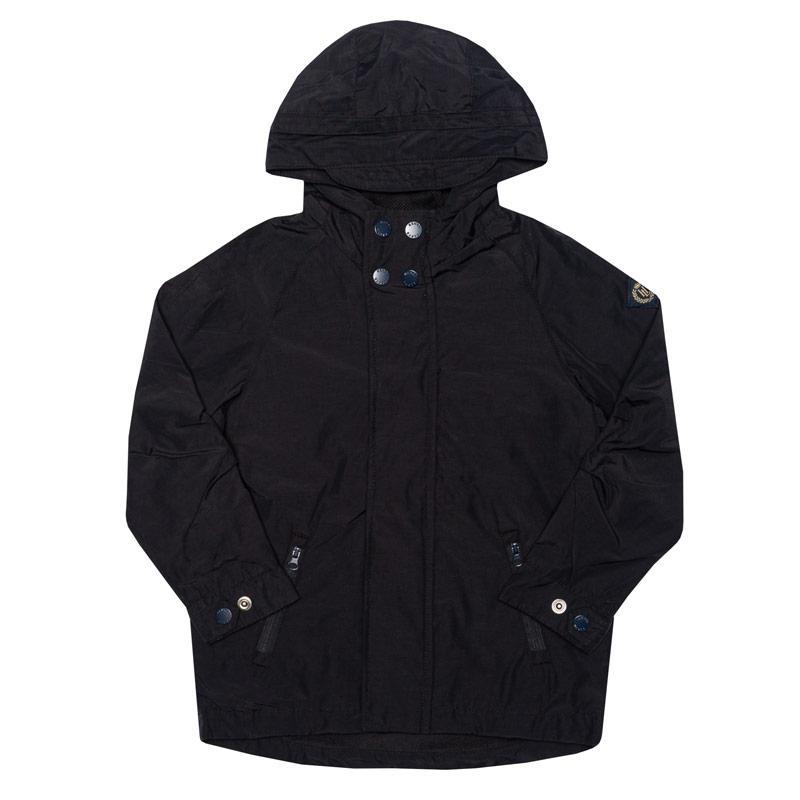 Bunda Henri Lloyd Junior Boys Forth Jacket Black
