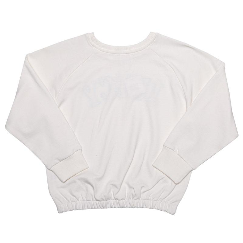 Juicy Couture Infant Girls Applique Sweat White