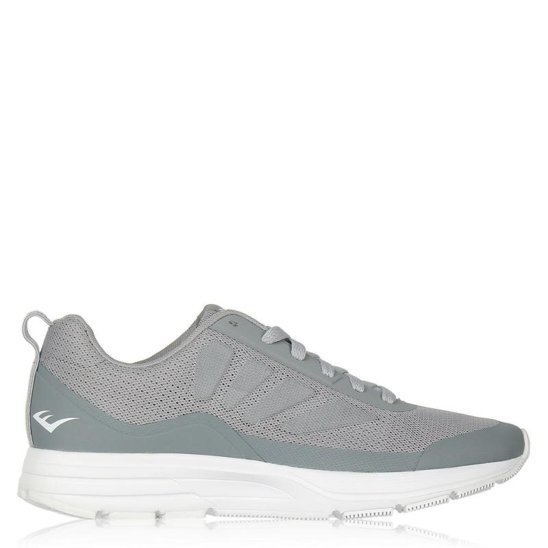 Everlast Revive Trainers Mens Grey/White