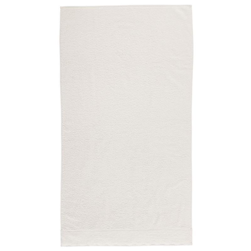 La Residence Broderie Towel Cream