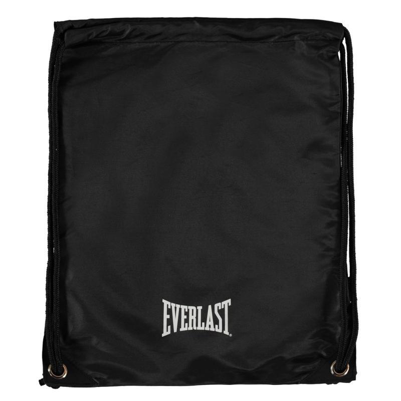 Everlast Drawstring Bag Black