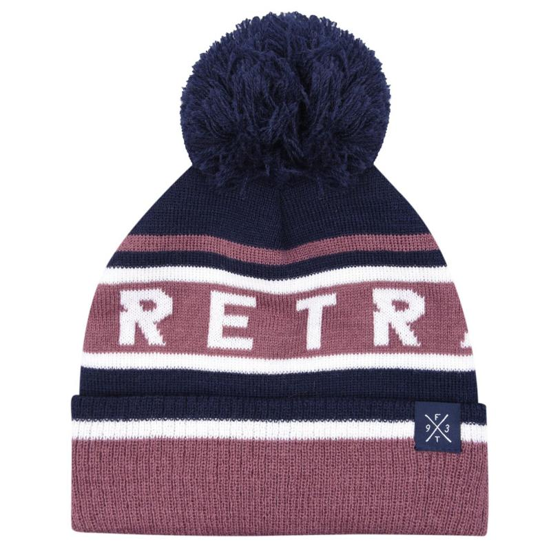Firetrap Snow Beanie Junior Poison Berry