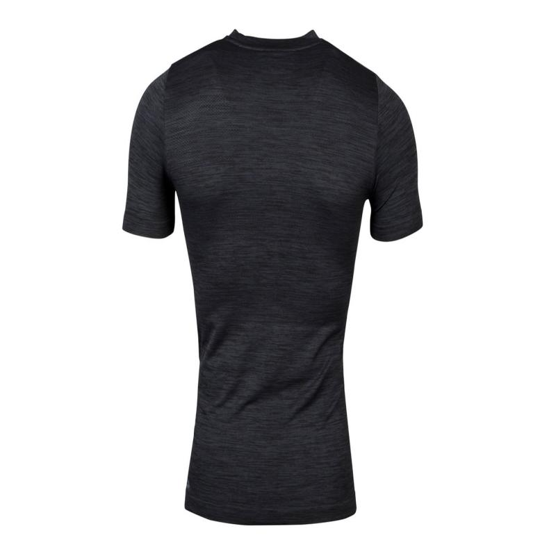 New Balance Pinnacle Short Sleeve T Shirt Mens Black