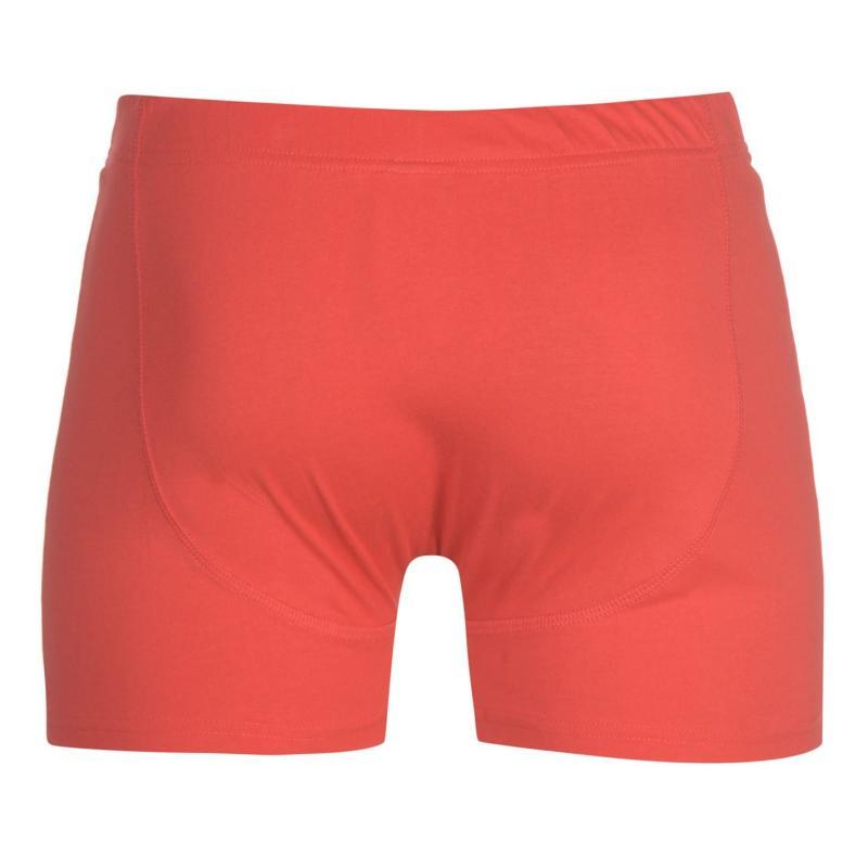 Spodní prádlo Slazenger 2 Pack Boxers Mens Red/Green