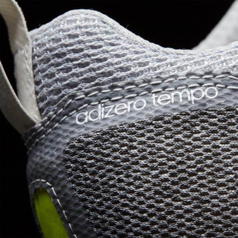 Adidas AW17 Womens Running Trainers Grey/Lime