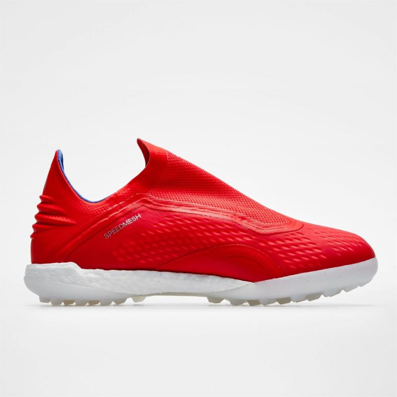 adidas X 18+ Mens Training Shoes Active Red