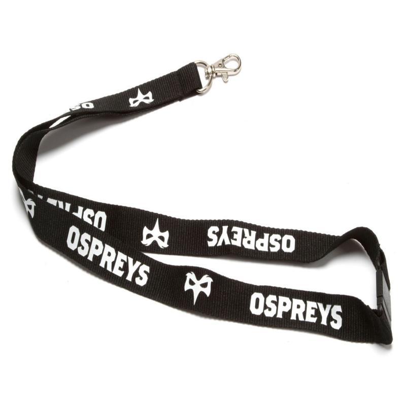 Team Ospreys Backpack Black/White