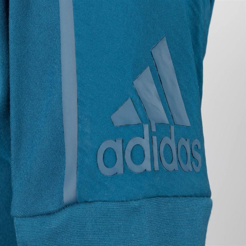 Adidas ZNE T-Shirt Mens Blue Night