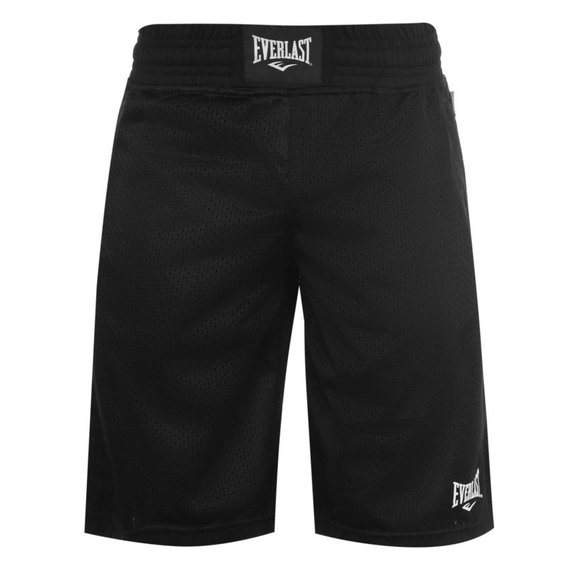 Everlast Training Shorts Mens Black