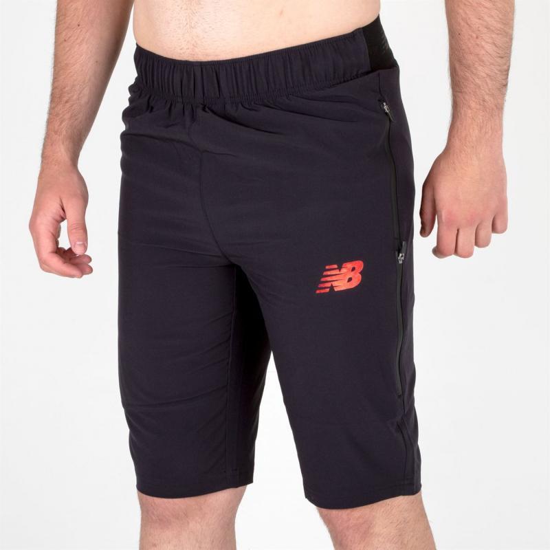 New Balance Pinnacle Shorts Mens Black
