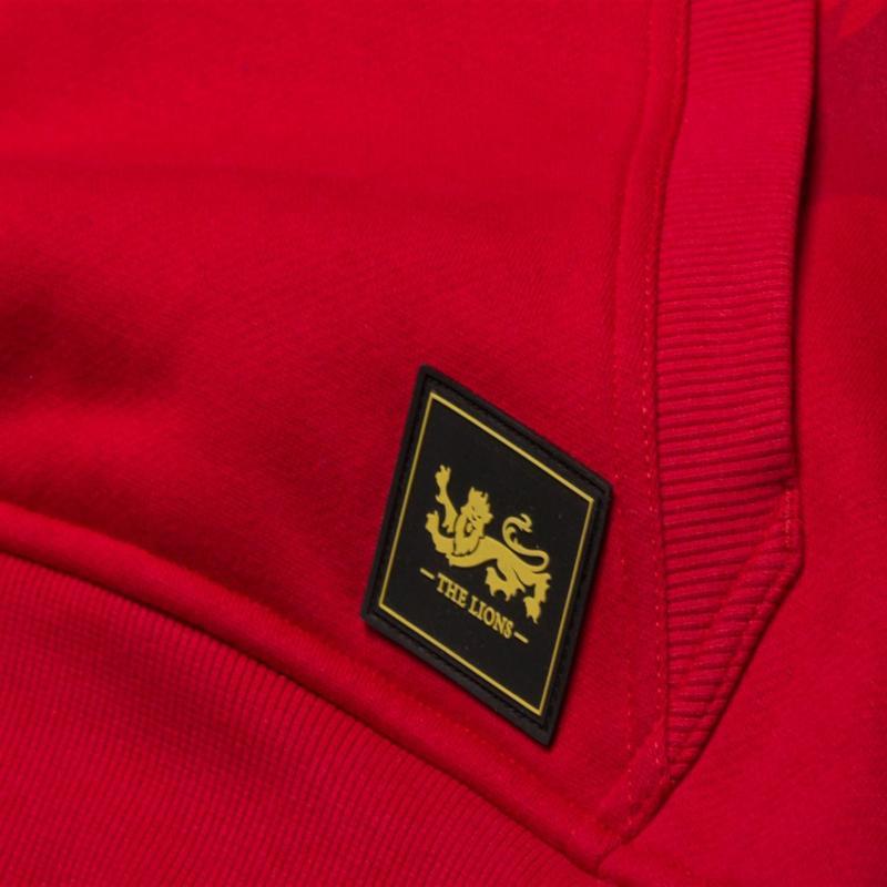 Mikina Canterbury British CrwSwt Red