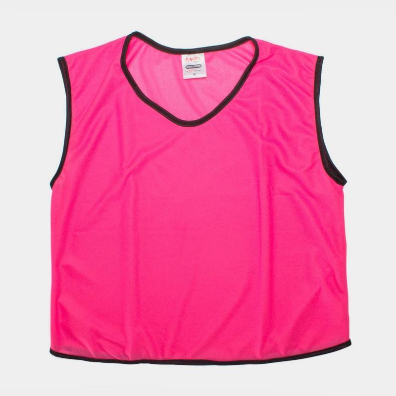 Carta Sports Mesh Bib Pink