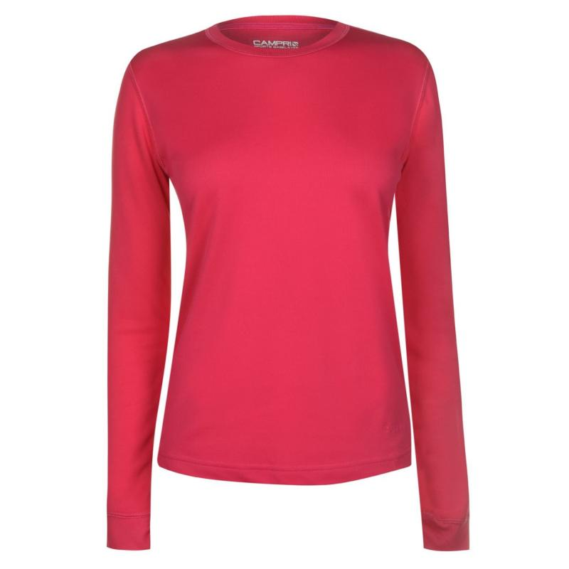 Campri Thermal Top Ladies Pink