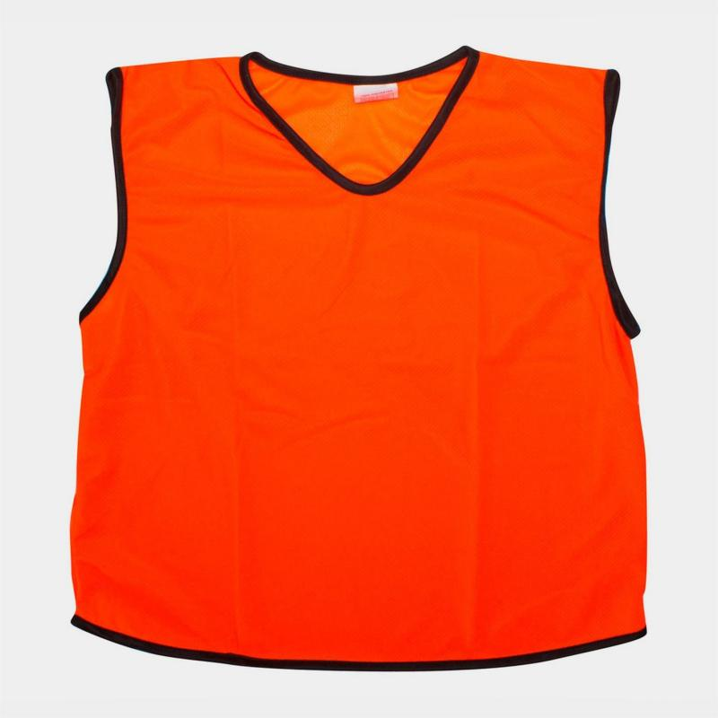 Carta Sports Mesh Bib Orange