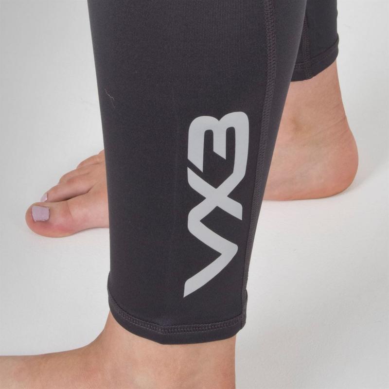 VX-3 Performance Leggings Mens Charcoal