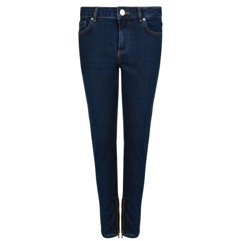 ZOE KARSSEN Mid Rise Jeans Mid Blue