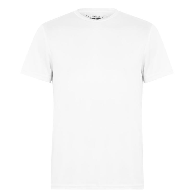 Tričko Iron Man Mesh T Shirt Mens White