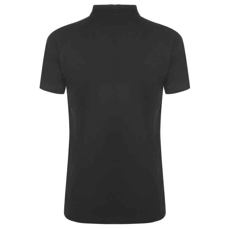 Weekend Offender Claudio Polo Shirt Black