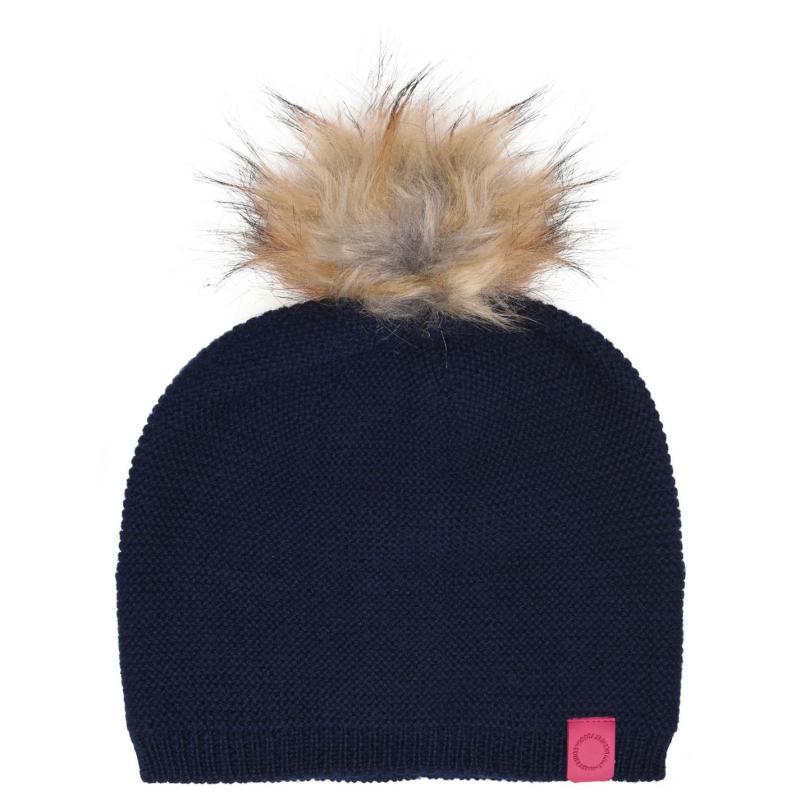 Eskadron Knit Hat Ladies Navy