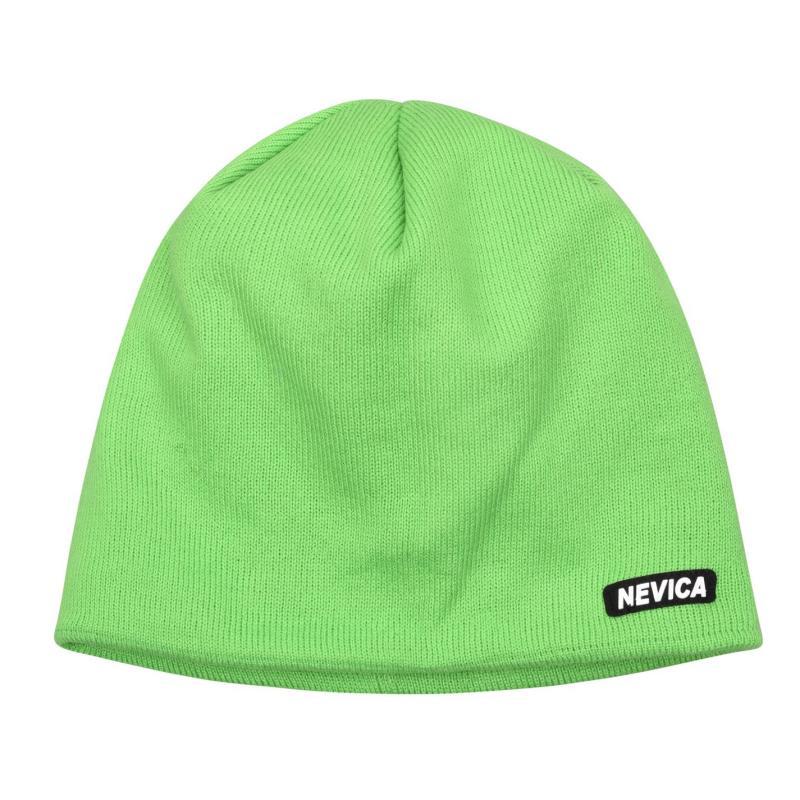 Nevica Logo Beanie Mens Green
