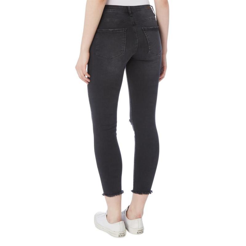 JDY Hanna Skinny Jeans Black