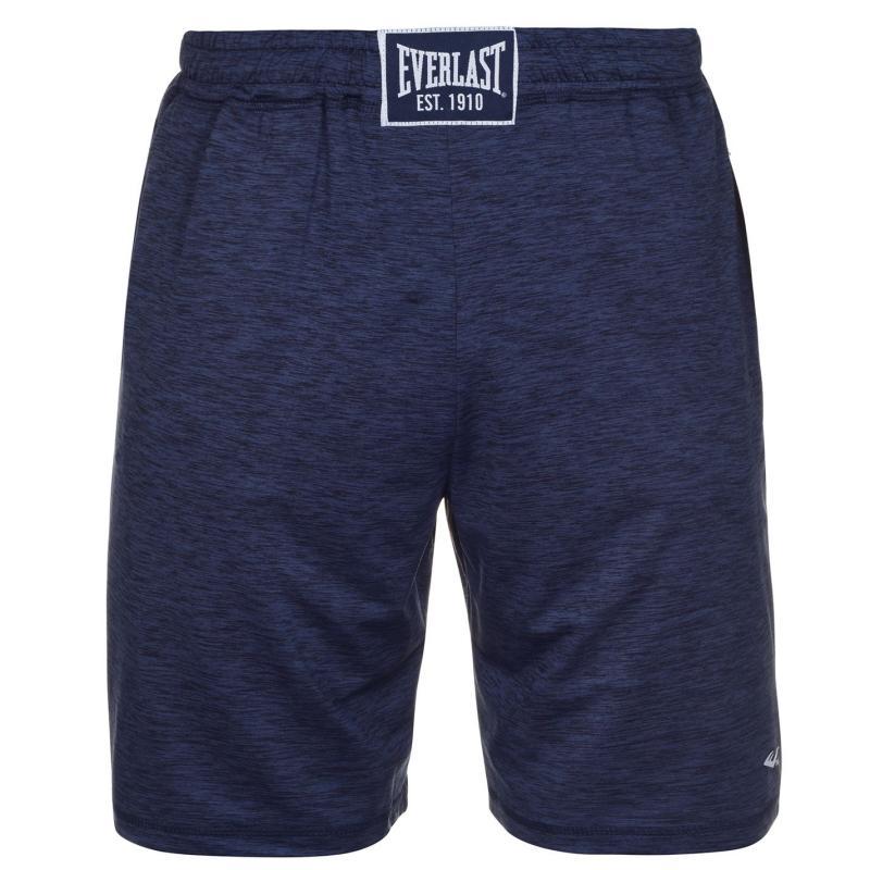 Everlast Fitness Shorts Mens Navy