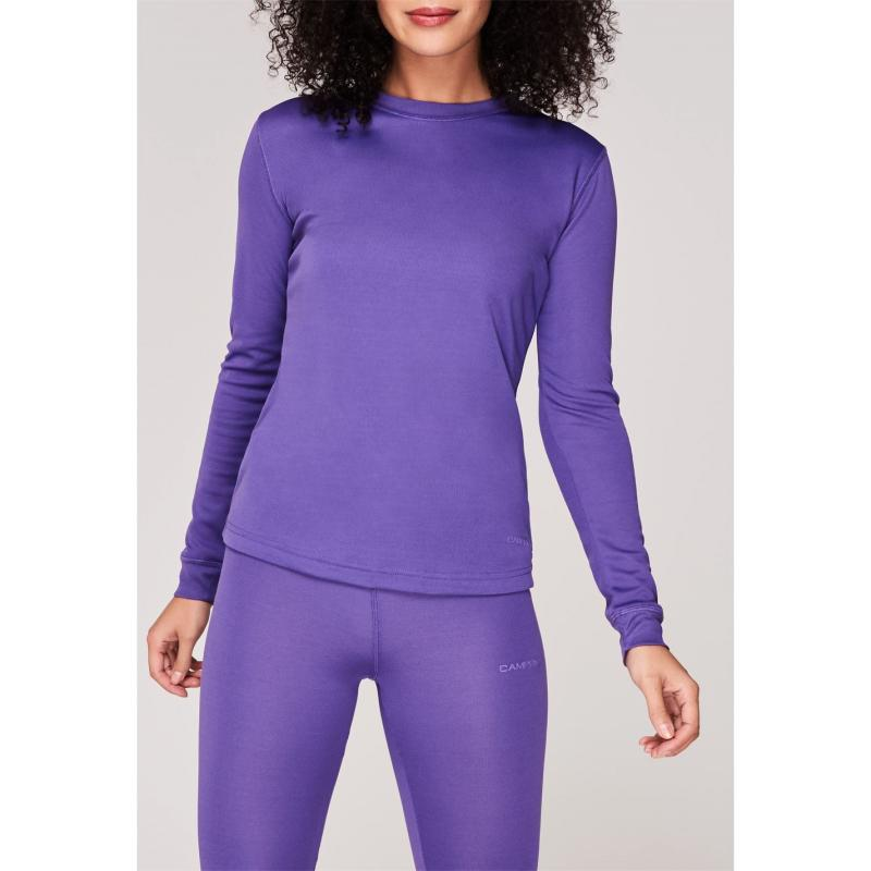 Campri Thermal Top Ladies Purple