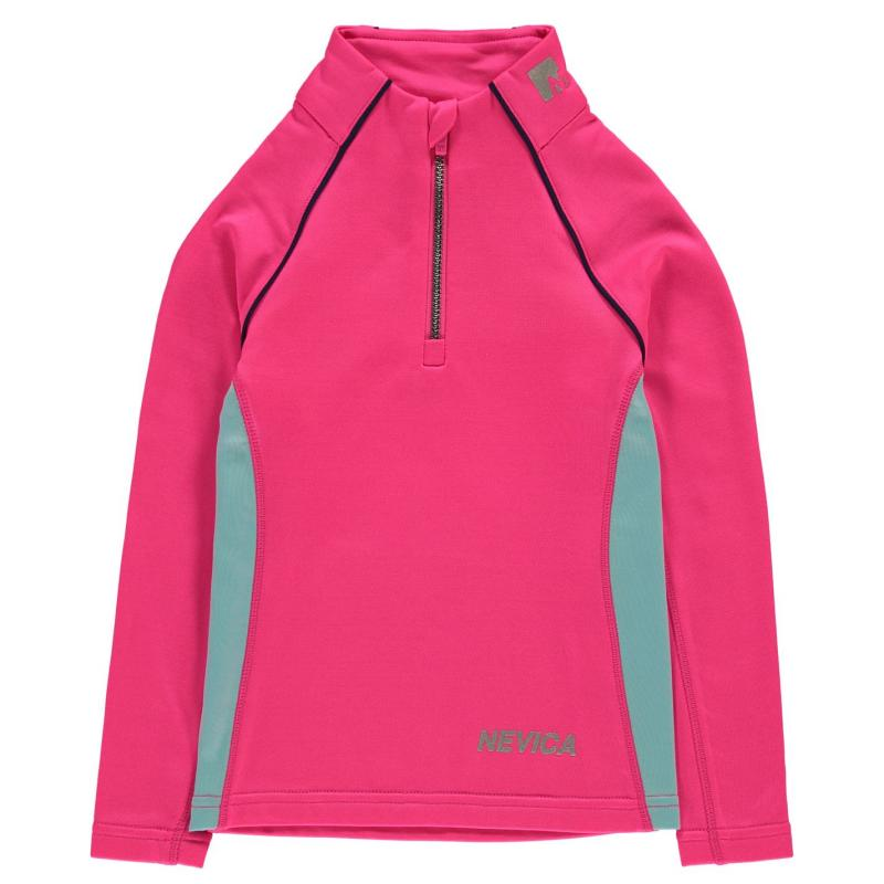 Nevica Vail Baselayer Top Pink