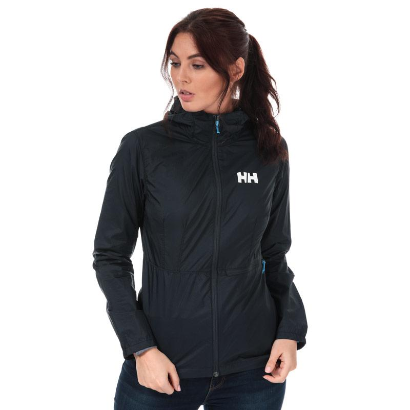 Helly Hansen Womens Vana Windbreaker Jacket Navy