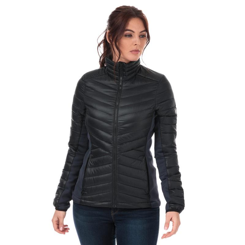 Helly Hansen Womens Verglas Hybrid Insulator Jacket Black