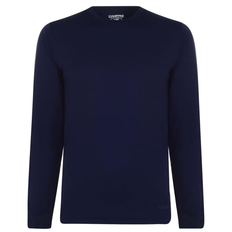 Campri Thermal Baselayer Top Mens Navy