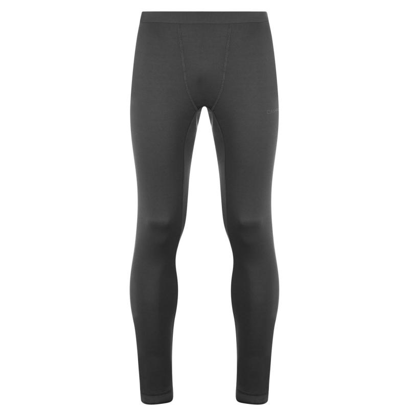 Campri Thermal Tights Mens Charcoal