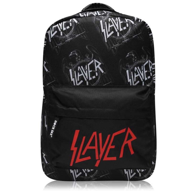 Official Band Backpack Slayer Repeat