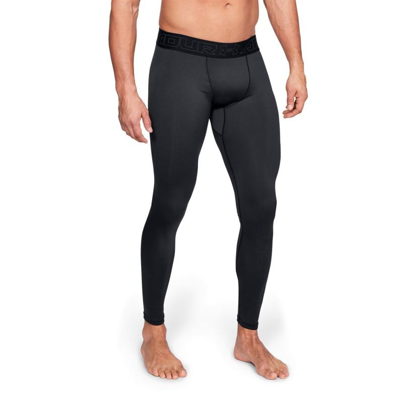 Under Armour CoolGear Tights Mens Grey